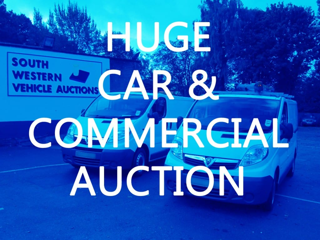 HUGE COMMERCIAL AUCTION