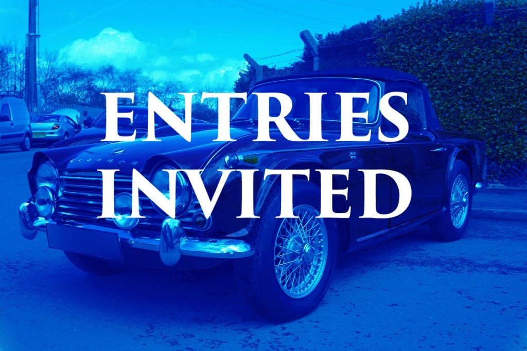 ENTRIED INVITED