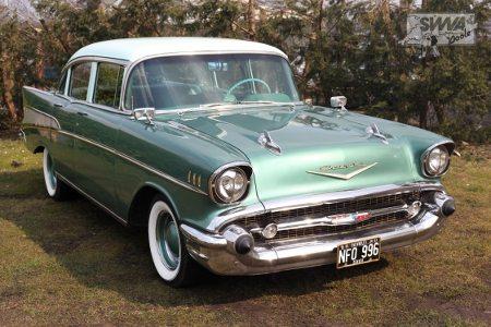 Chevrolet Belair swva classic car auction