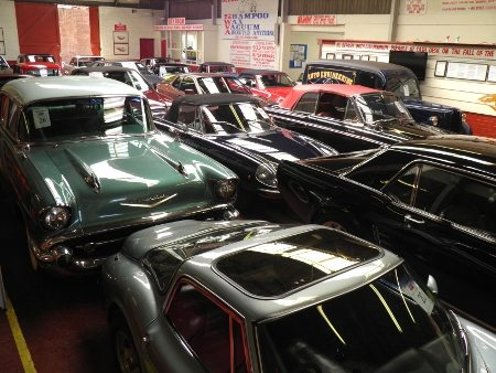 swva classic car auction friday 11am