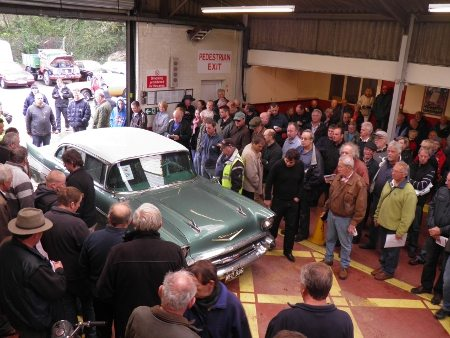 entries wanted july classic car auction