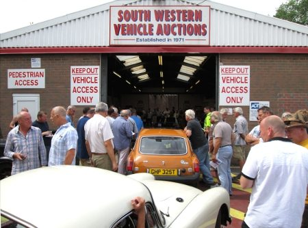 july classic car auction south western vehicle auctions swva