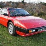 Ferrari Mondial 8 1982 selling at SWVA April classic car auction