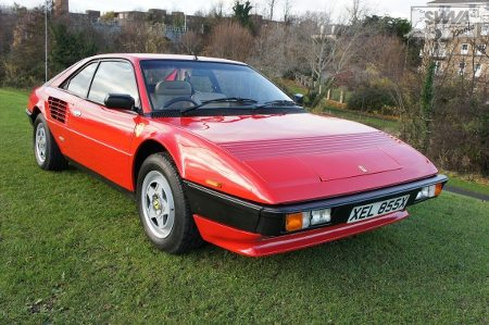 Ferrari Mondial 8 1982 selling at SWVA April classic car auction