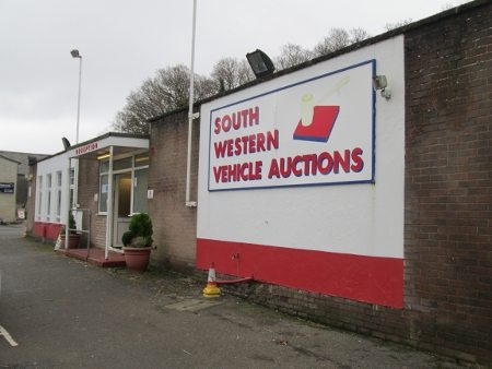 Auctions take place at the SWVA Auction Yard