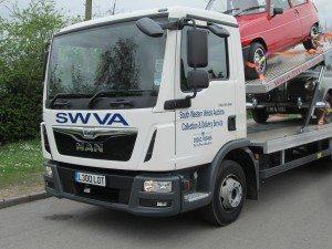 new transporter at SWVA