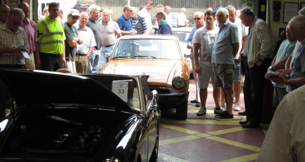July Classic Car Auction 215