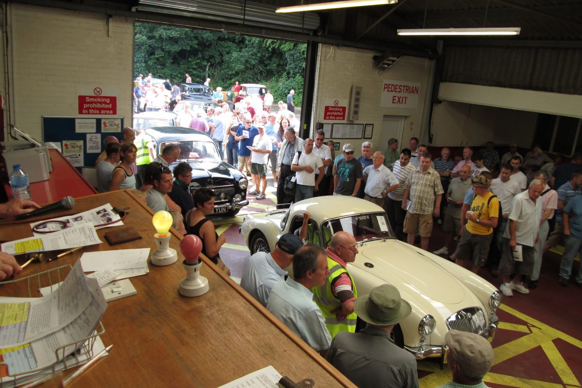 July Classic Car Auction 235