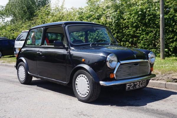 Austin Mini (1)
