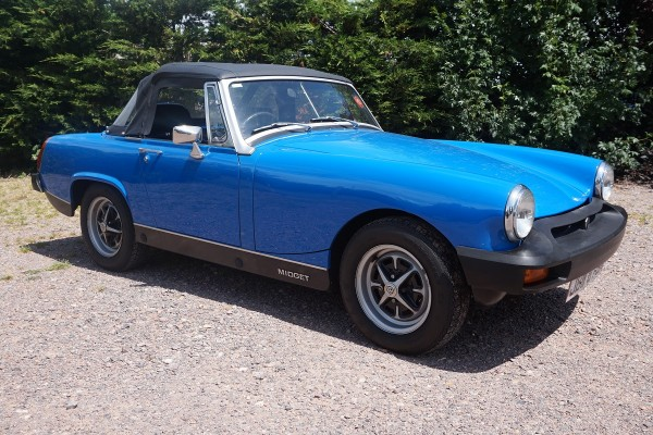 DSC01924 600x400 mg midget 1975 sold �4876 south western vehicle auctions ltd 1975 mg midget wiring harness at edmiracle.co