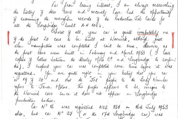Healey letter pg 1