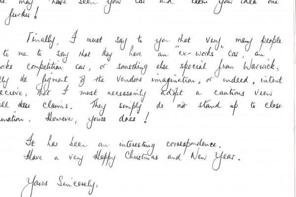 Healey letter pg 2