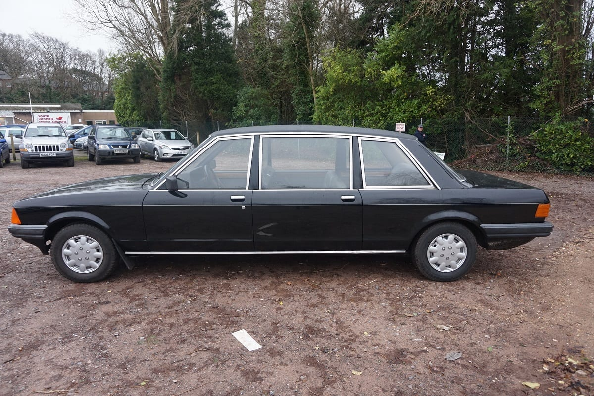 Ford Granada Auto Limousine 1984 South Western Vehicle