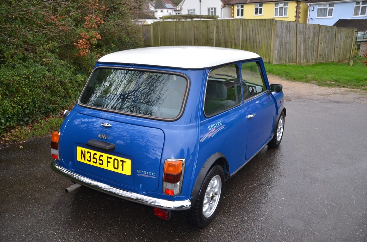 Rover Mini Sprite South Western Vehicle Auctions Ltd - Us map sprite2 file