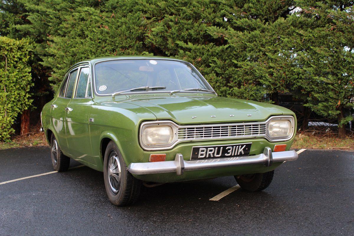 1972年 フォード エスコート 1600 Mr1